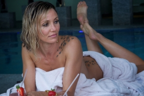 Cameron diaz - new ink