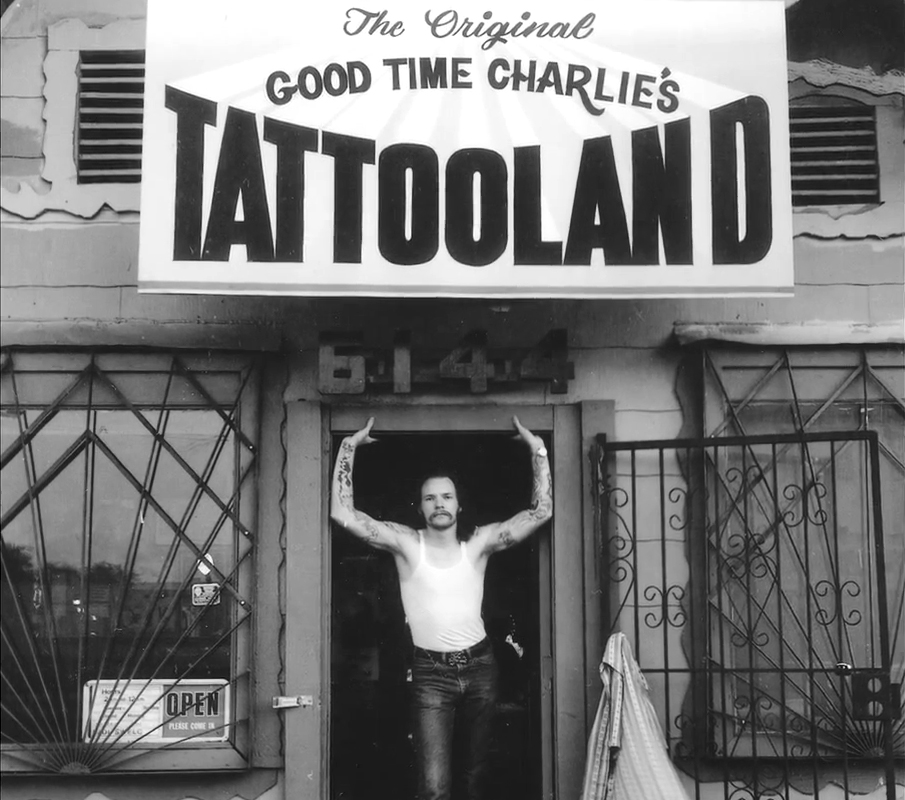 Good Time Charlie's Tattooland